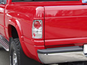 Ram clear tail lights